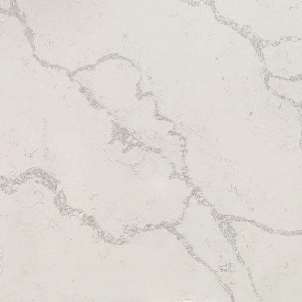 JH-CA101 Calacatta White Quartz Slab Surface