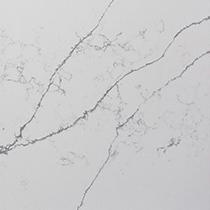 JH-CA105 Calacatta White Quartz Slab Surface