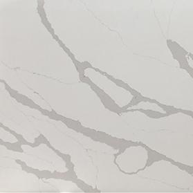 JH-CA110 Calacatta White Quartz Slab Surface