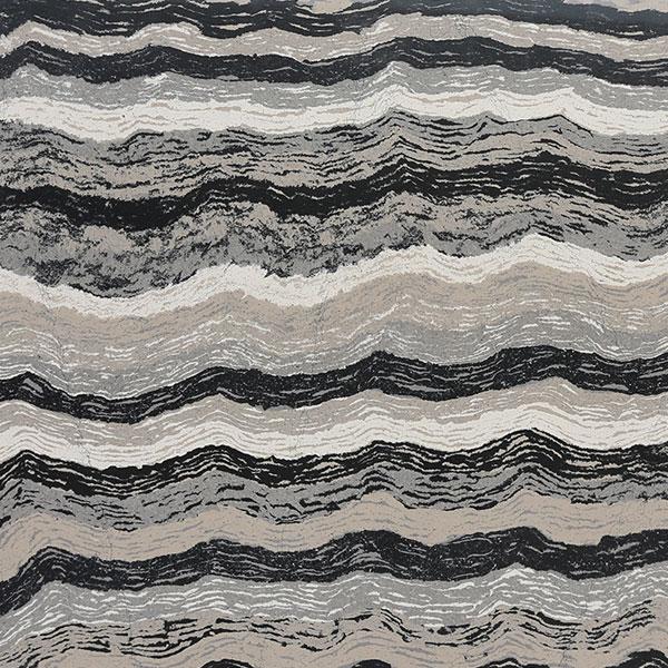 JH-CA205 Calacatta Wood Grain Quartz Slab Surface