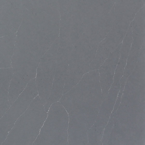 JH-CA206 Calacatta Grey Quartz Slab Surface