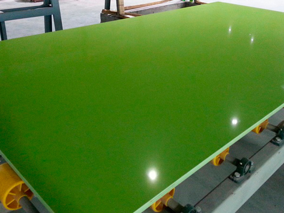 China Pure Green Quartz Slabs Suppliers And Manufacturers