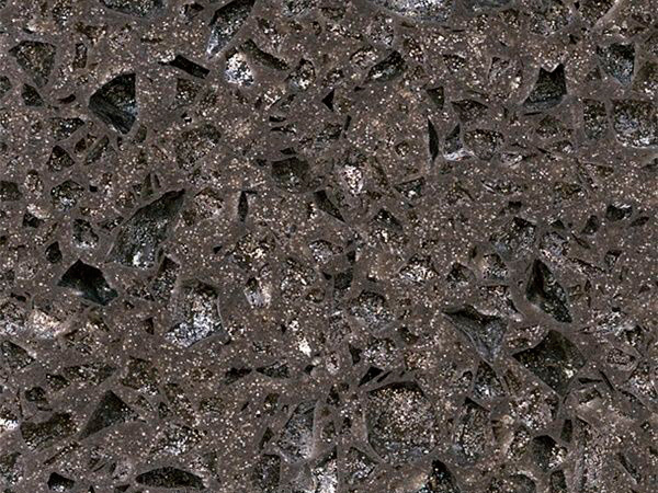 China Crystal Shining Dark Grey Quartz Slabs Suppliers And Manufacturers