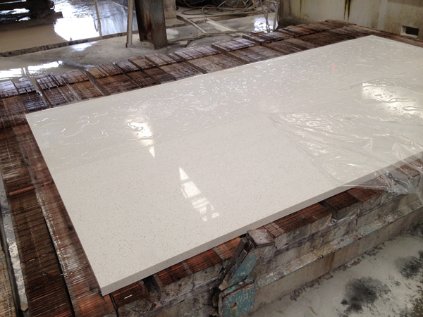 Pure White Quartz Slabs With High Quality And Best Cheap Price