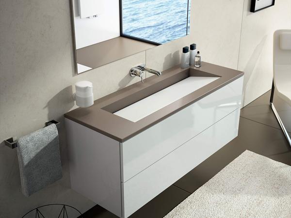 Unsui Compac Kenya Quartz Slabs For Kitchen Bathroom Vanity Countertops 1