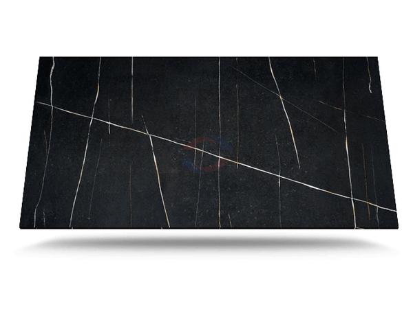 Et Noir Eternal Quartz Stone Slab For Countertops Silestone