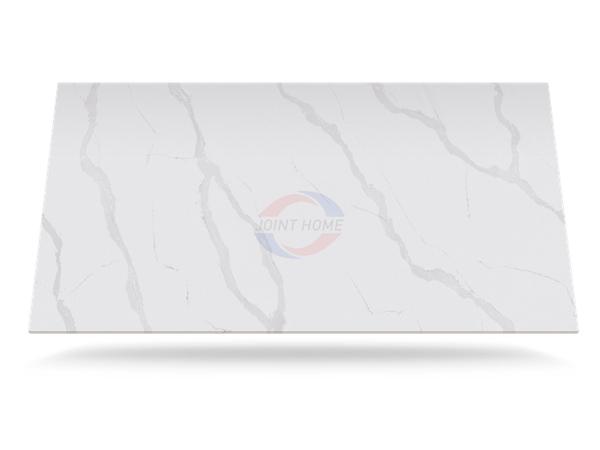 Classic Calacatta Eternal - Silestone Quartz Stone Slab Colours Surfaces 2